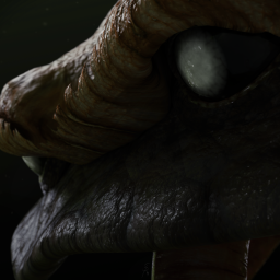 Concept Design - Mushroom Creature